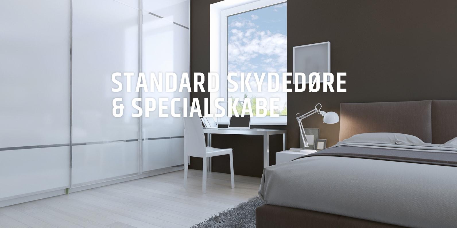 Skydelager Pa Mal Standard Skydelager Og Scanbad Bad